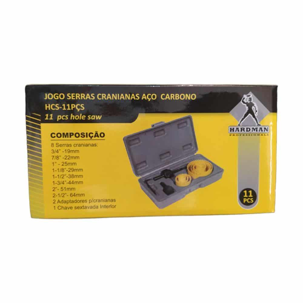 Cj. Serra Craneana 11 PCS