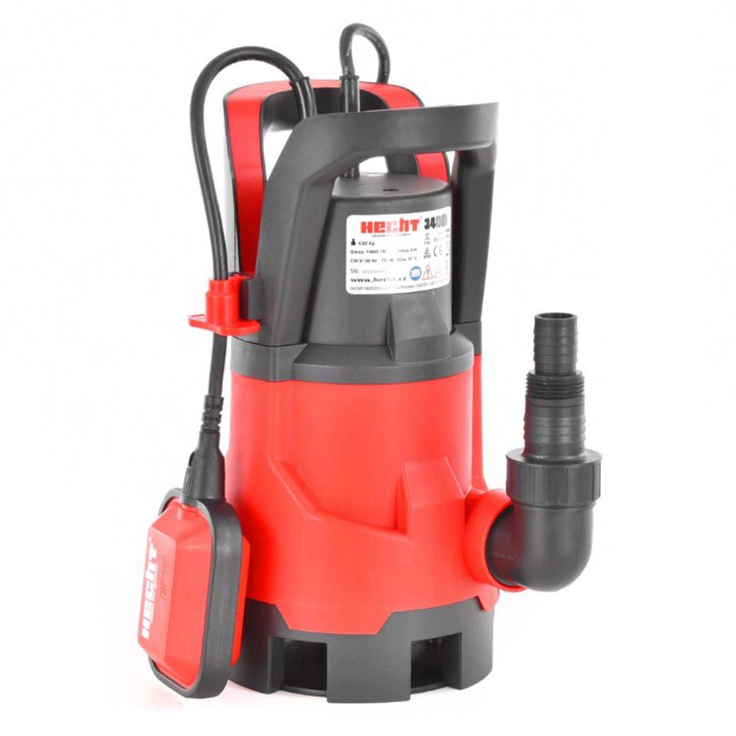 Bomba de água submersível HCT WP 3400
