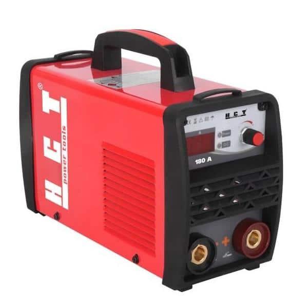 Máquina de Soldar Inverter 180amp HCT 1828