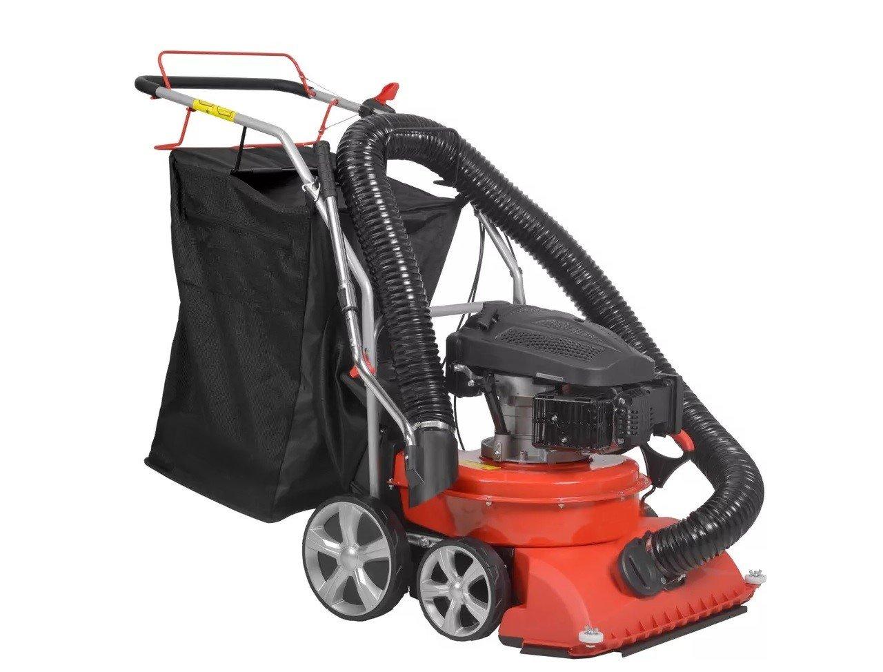Aspirador/Soprador com Rodas e Tração Gasolina HCT 8514