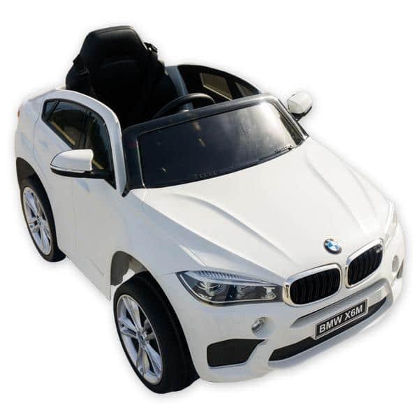Carro de Brincar BMW X6 - Branco