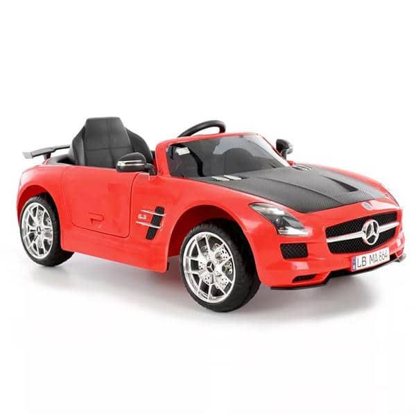 Carro de Brincar Mercedes SLS - Vermelho