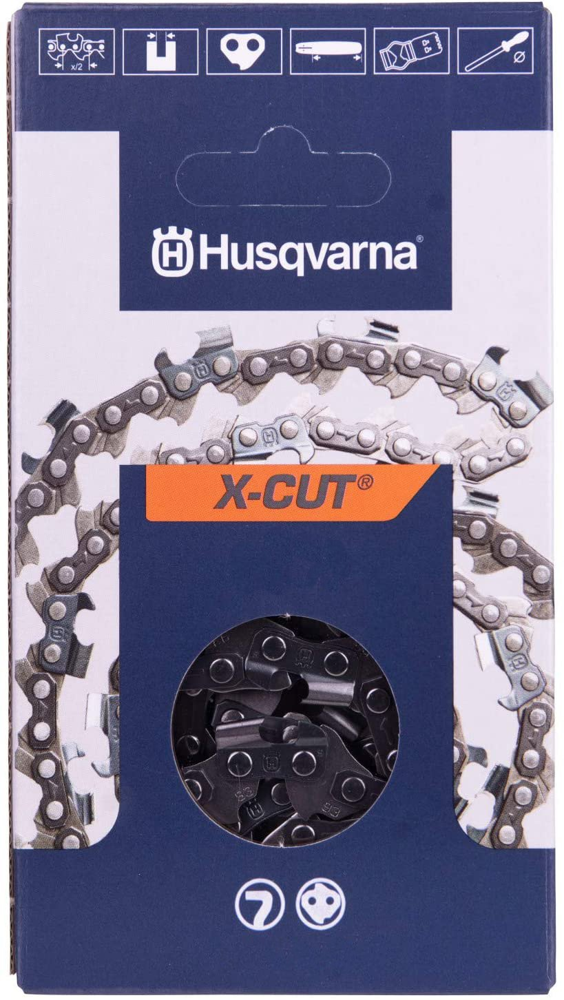 Motosserra Husqvarna 450 II + Oferta de Corrente X-CUT e 1x Vela