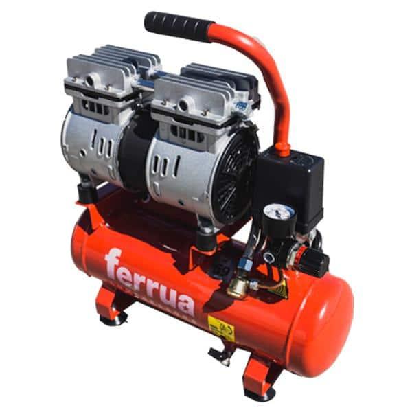 Compressor Silencioso 1HP 6L