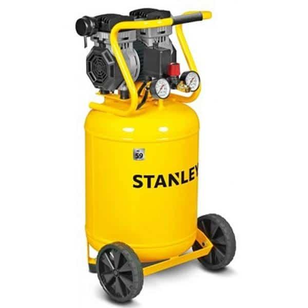 Compressor 50 Stanley Vertical Silencioso