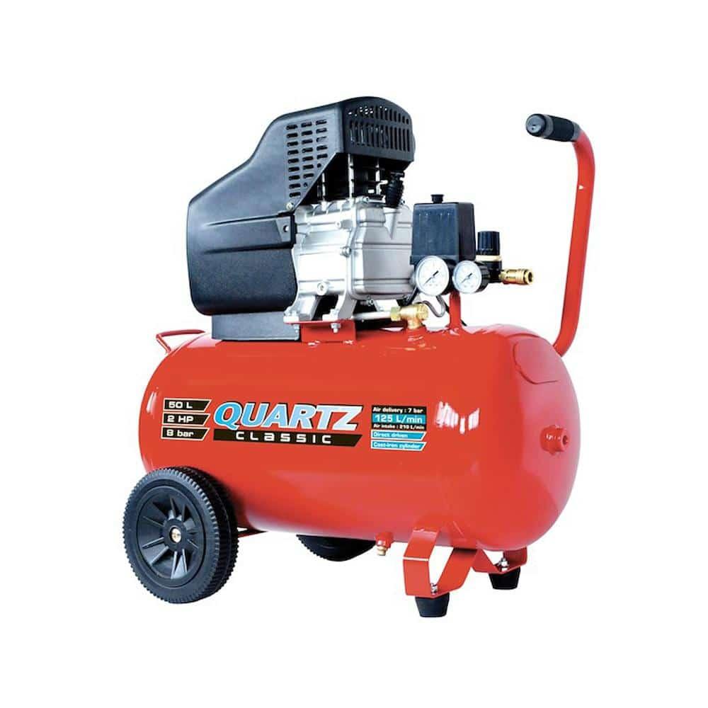 Compressor Quartz - 50L 2HP