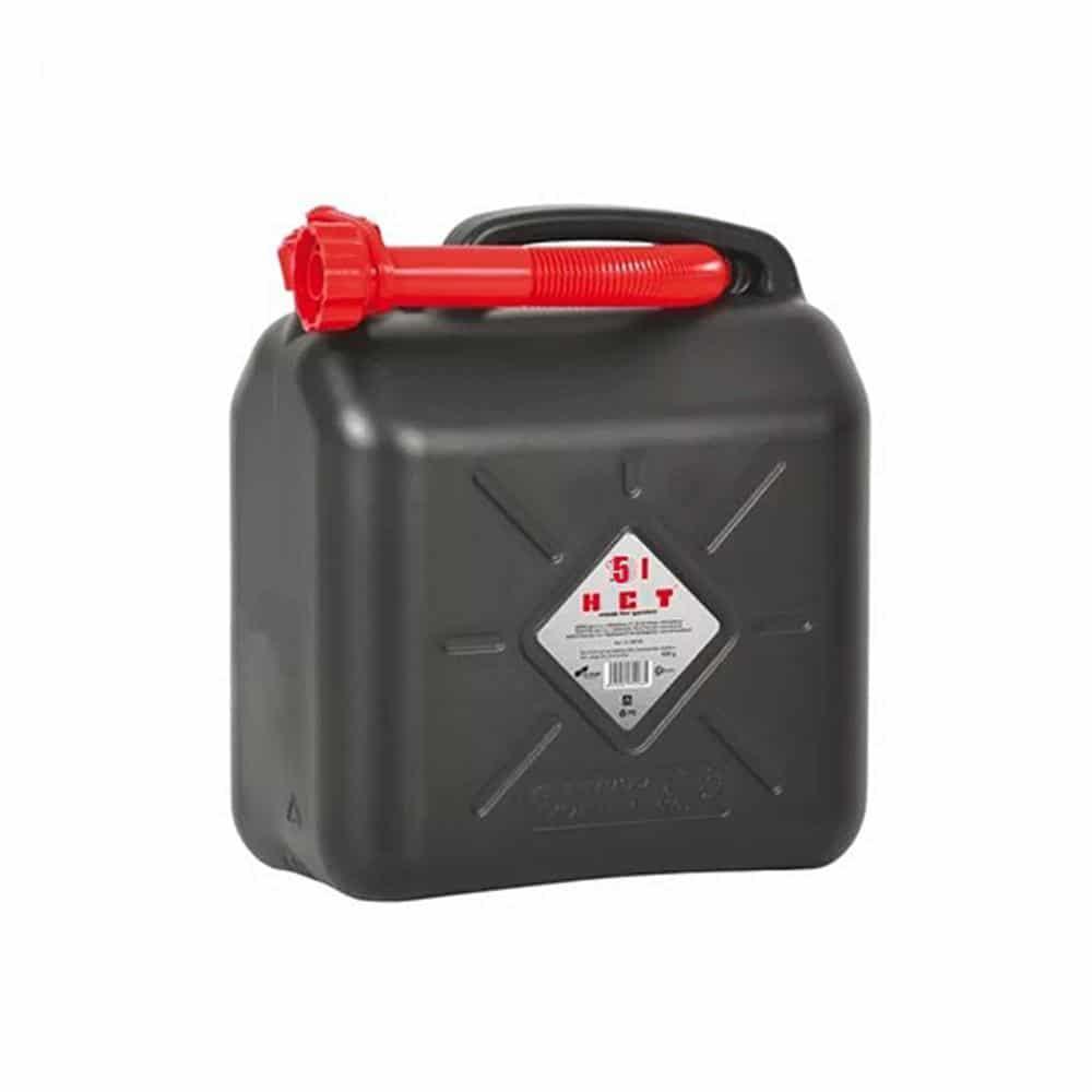 Jerrycan / Bidon / Depósito de 5 Litros HCT K00050