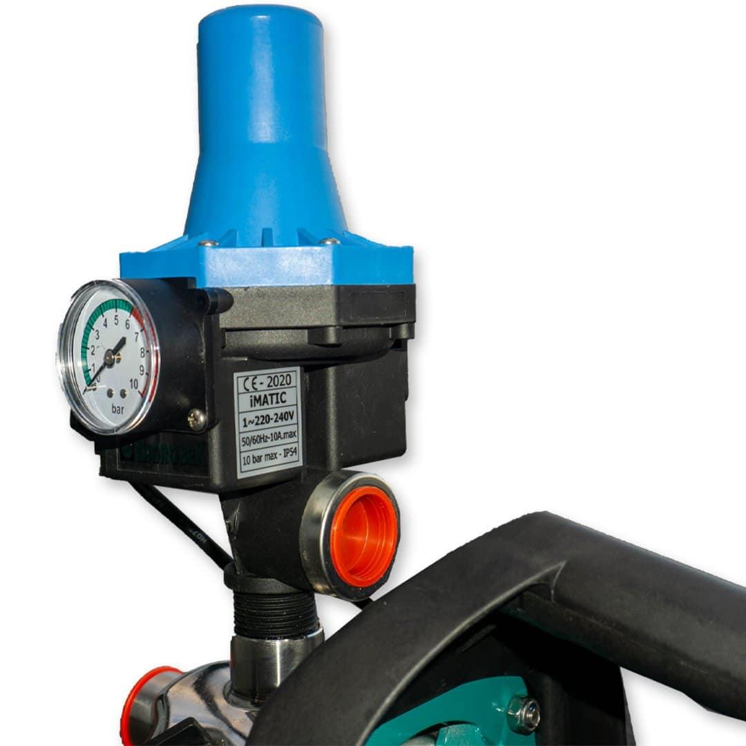 Controlador de pressão electrónico Hidrobex I-matic 230V 10 Bars