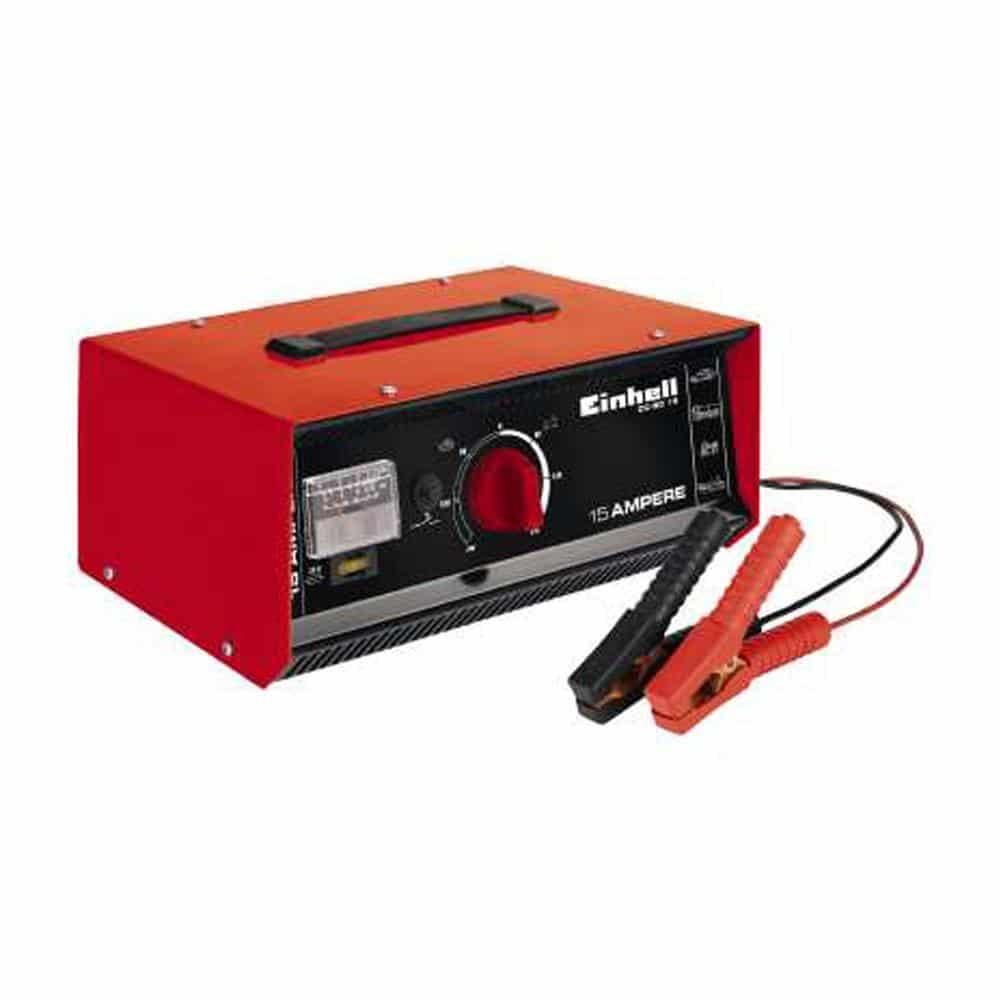Carregador de Bateria CC-BC 15 - Einhell