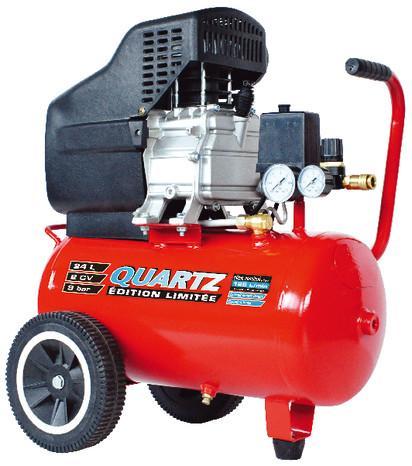 Compressor Quartz - 24L 2HP