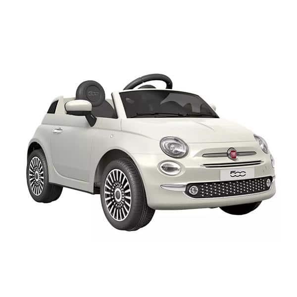 Carro de Brincar Fiat 500 - Branco