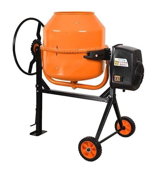 Betoneira 200 litros 1050watt PROF.  HCT CM2221