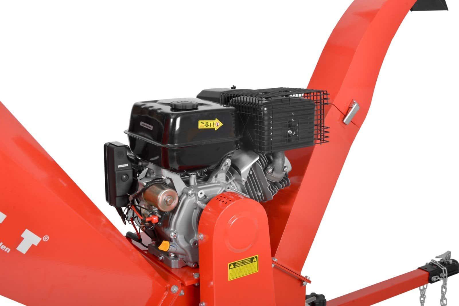 Biotriturador Gasolina Arranque Eléctrico  HCT WC6642