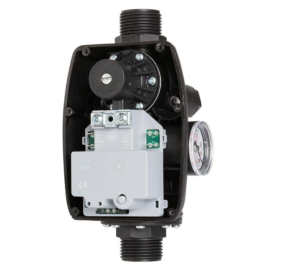 Controlador de pressão electrónico Hidrobex I-Control 230V 10 Bars
