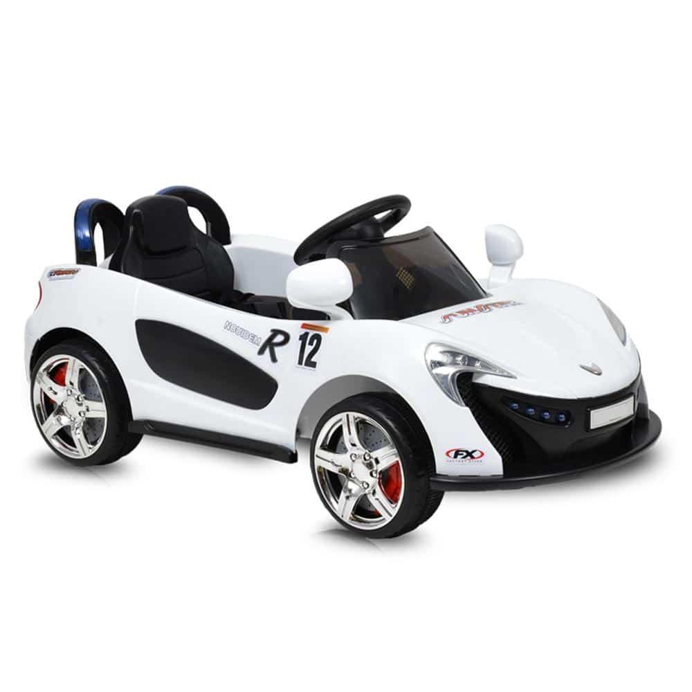 Carro de Brincar HCT 51119 - Branco