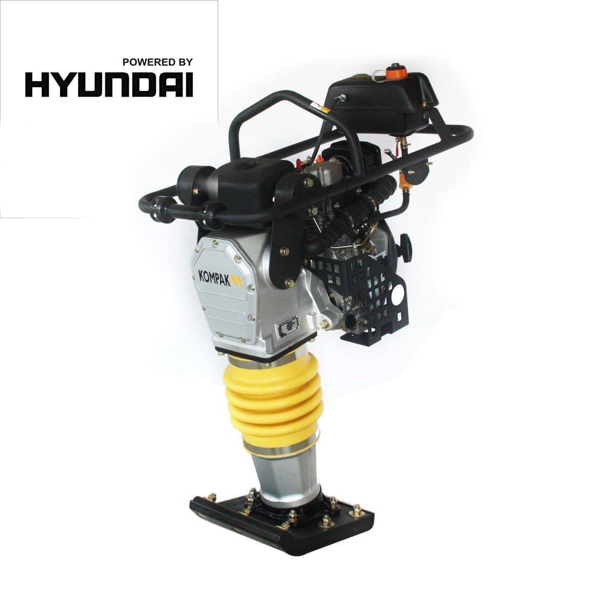 Saltitão compactador Hyundai Kompak CT88D