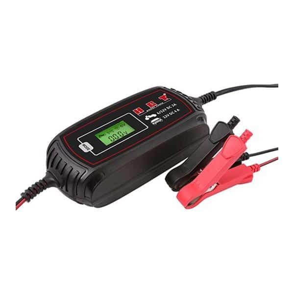 Carregador de Bateria Inteligente  HCT BTC2018