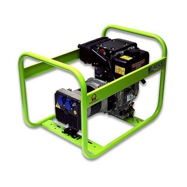 Gerador Diesel PRAMAC E4500 - 3.9 kVA