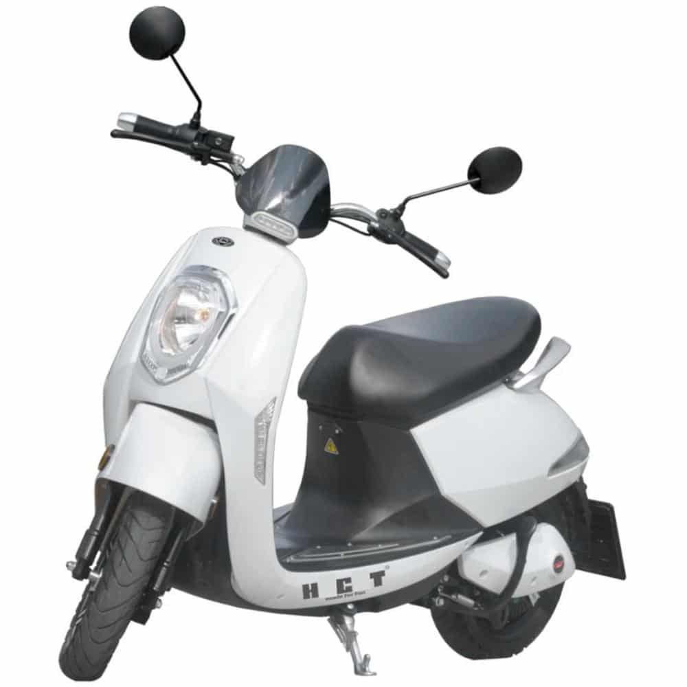 Scooter Elétrica HCT Grace - Branca
