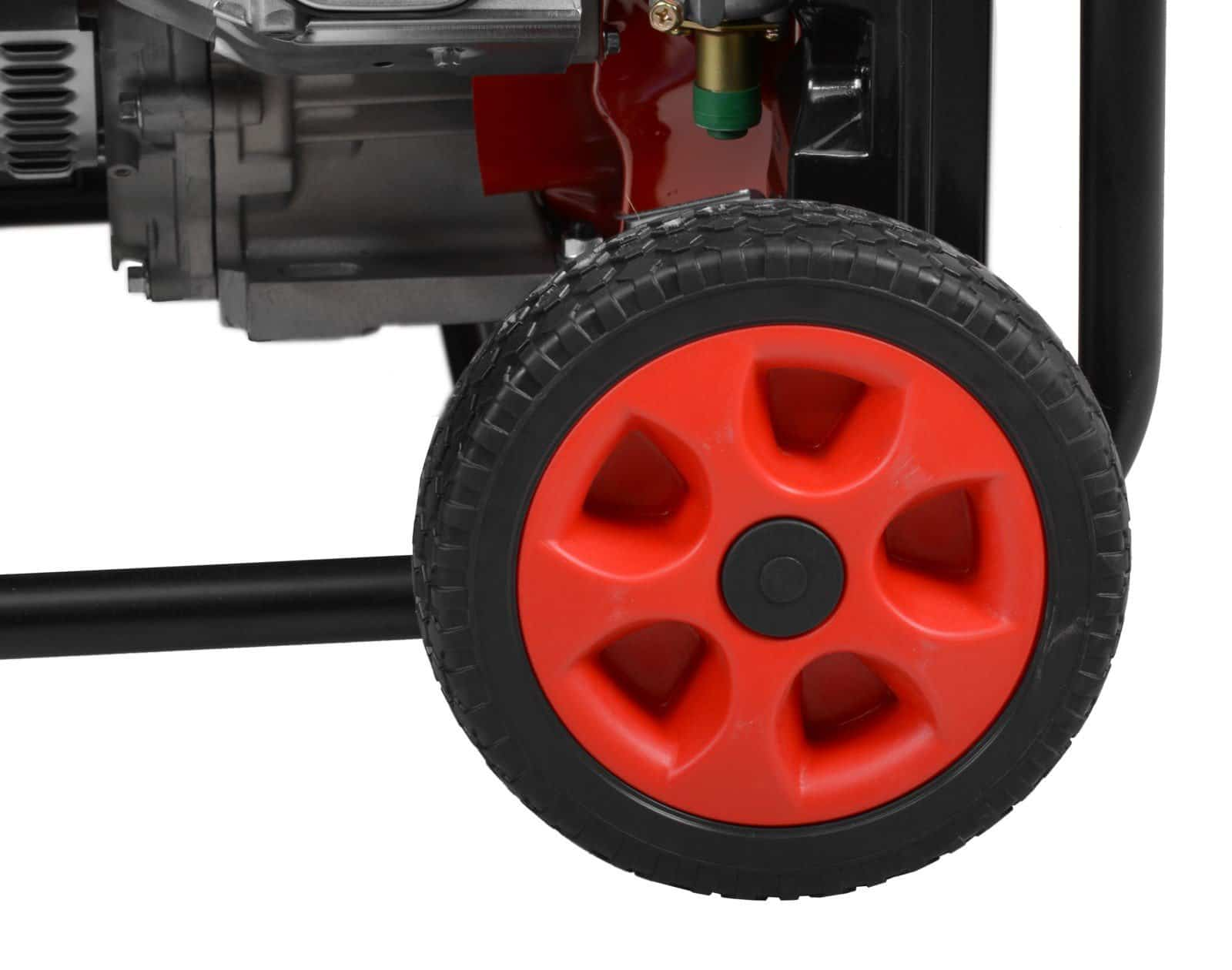 Gerador a Gasolina HCT GG6500