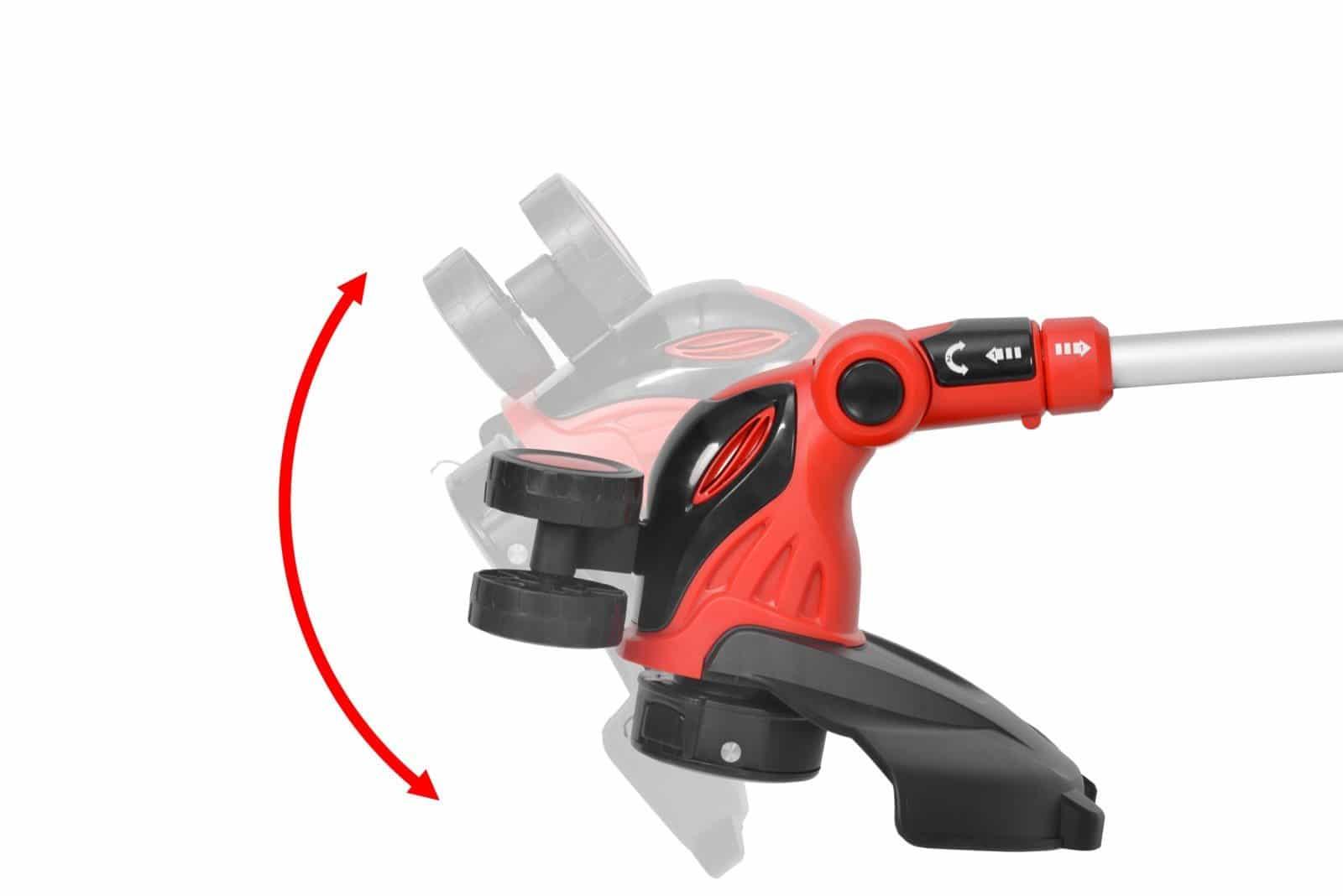 Aparador de relva HCT 5020 - 20V