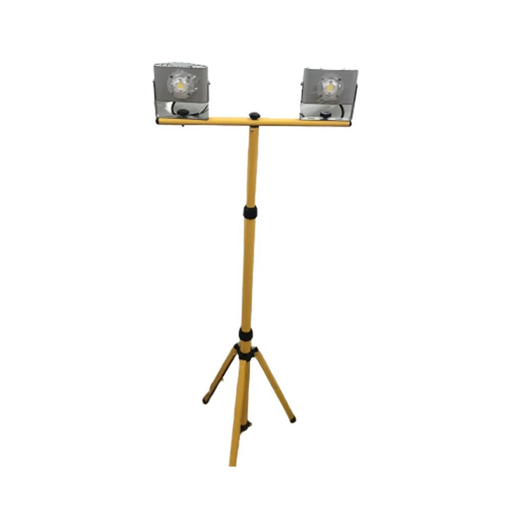 Tripé + 2 Projectores 10W