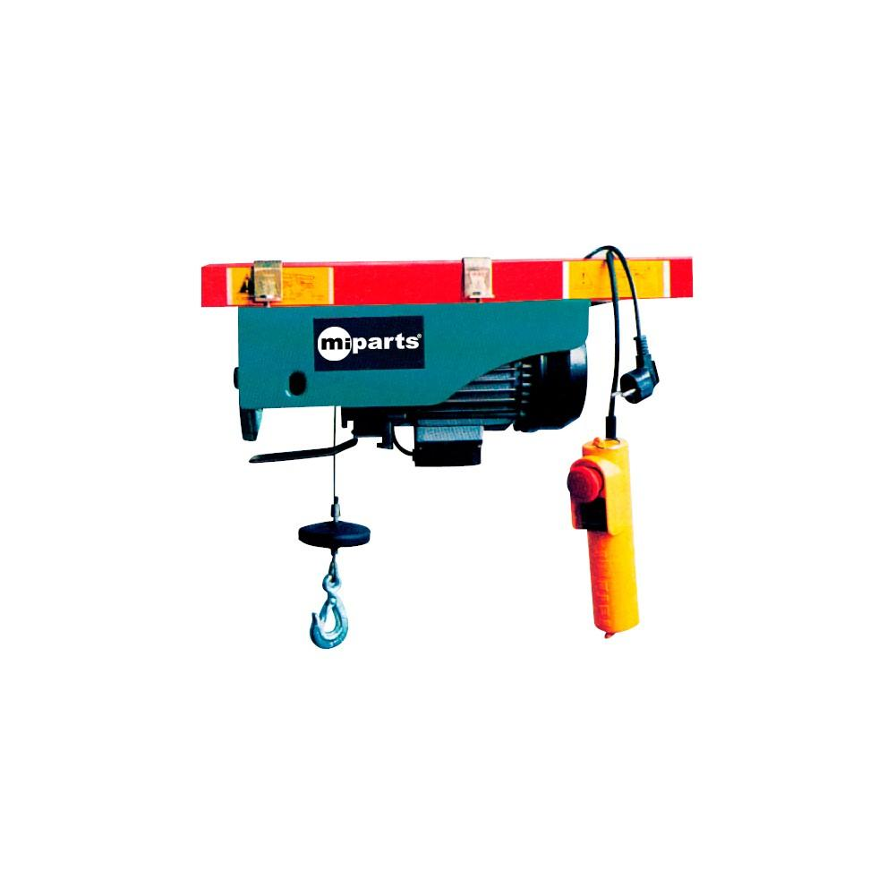Guincho elétrico 1600W - 500/1000 Kg