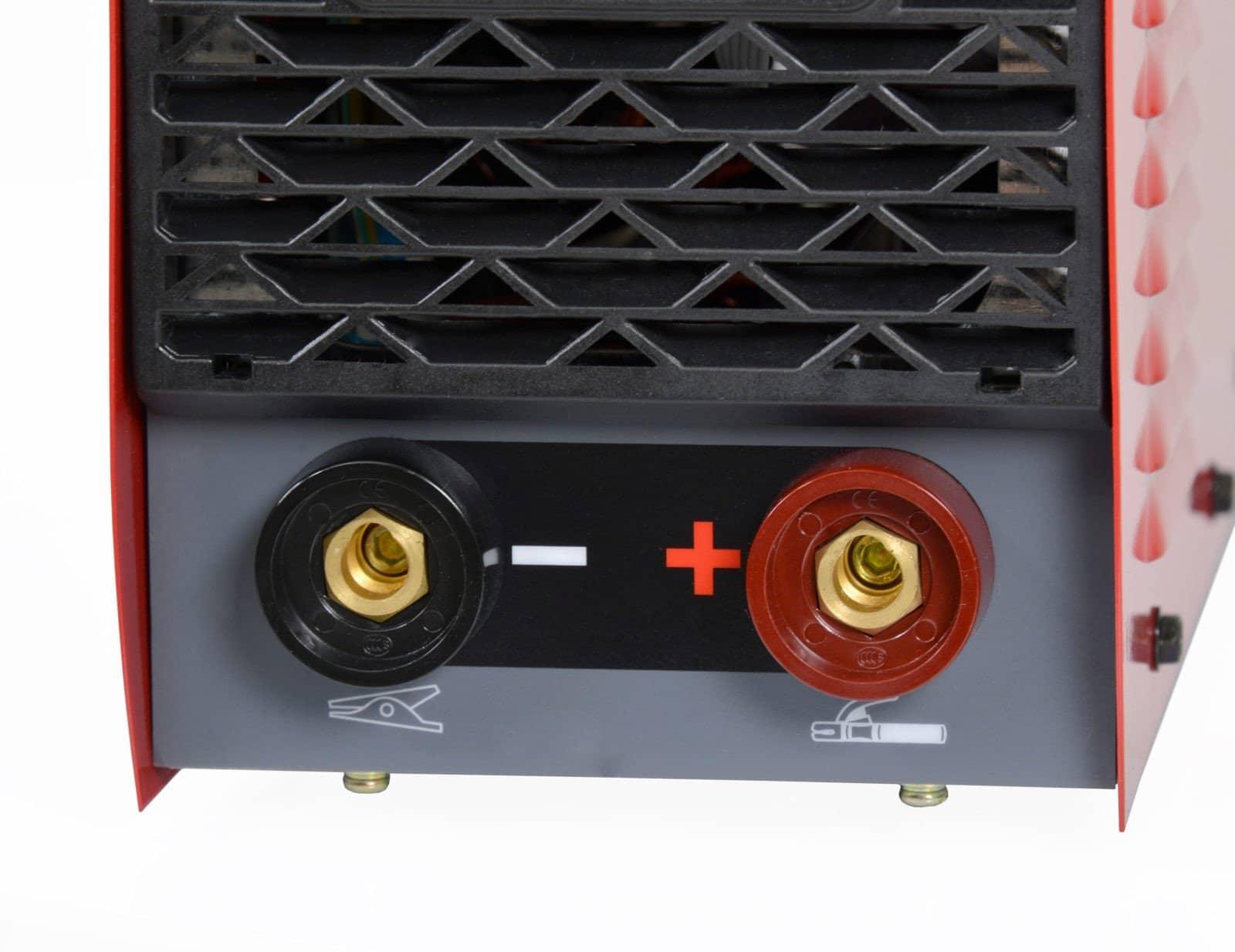 Máquina de Soldar Inverter HCT IW1814 - 140A