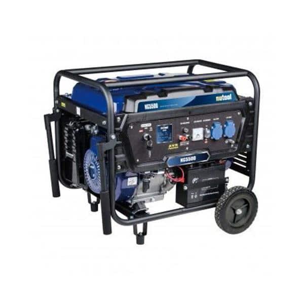 Gerador Gasolina 5500W 13HP Arranque elétrico