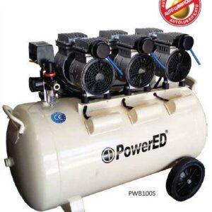 Compressor 100LT Silencioso 3HP PowerS1000