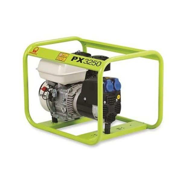 Gerador a Gasolina PRAMAC - HONDA PX3250 - 2.6KW