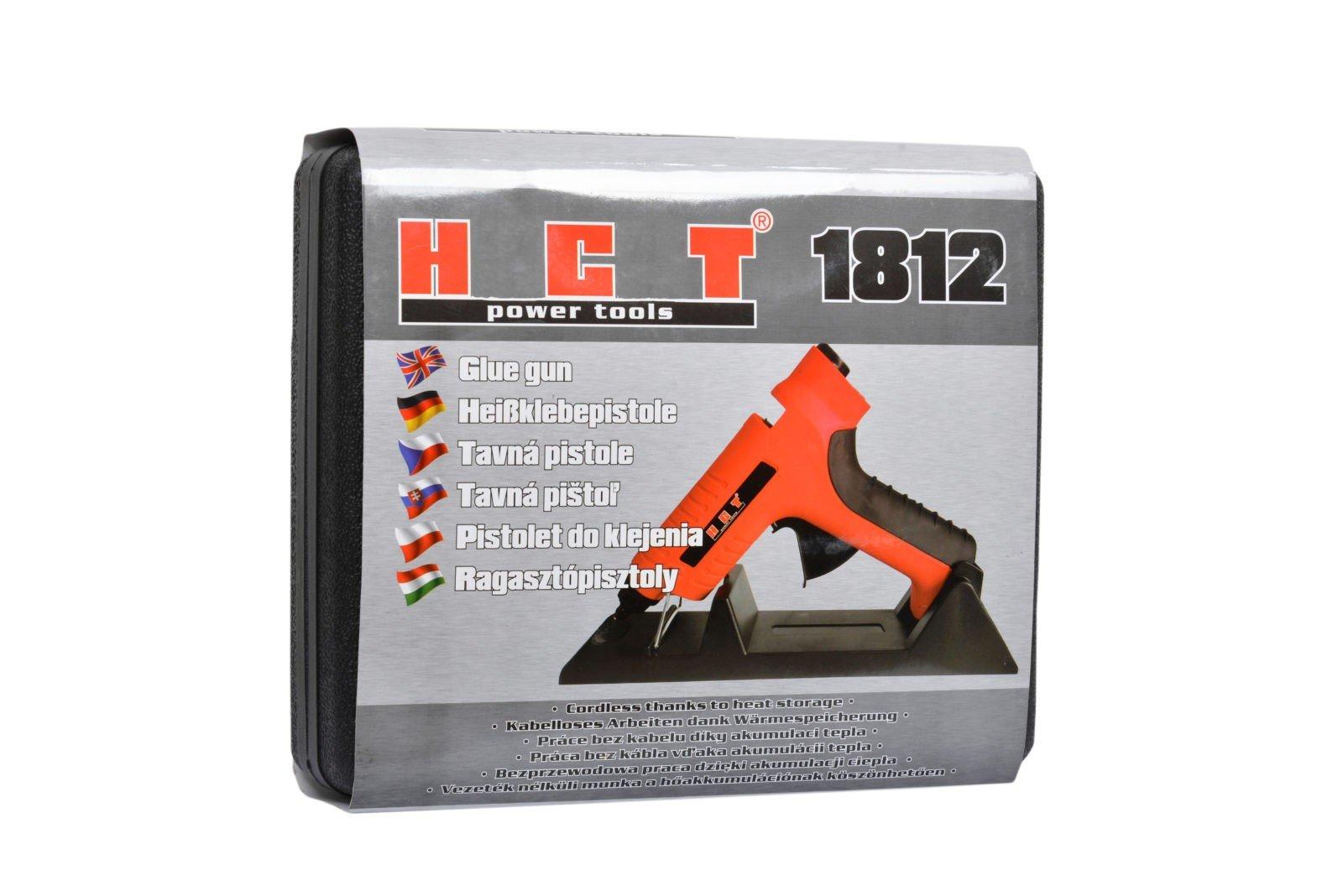 Pistola de Cola Quente HCT HG1812