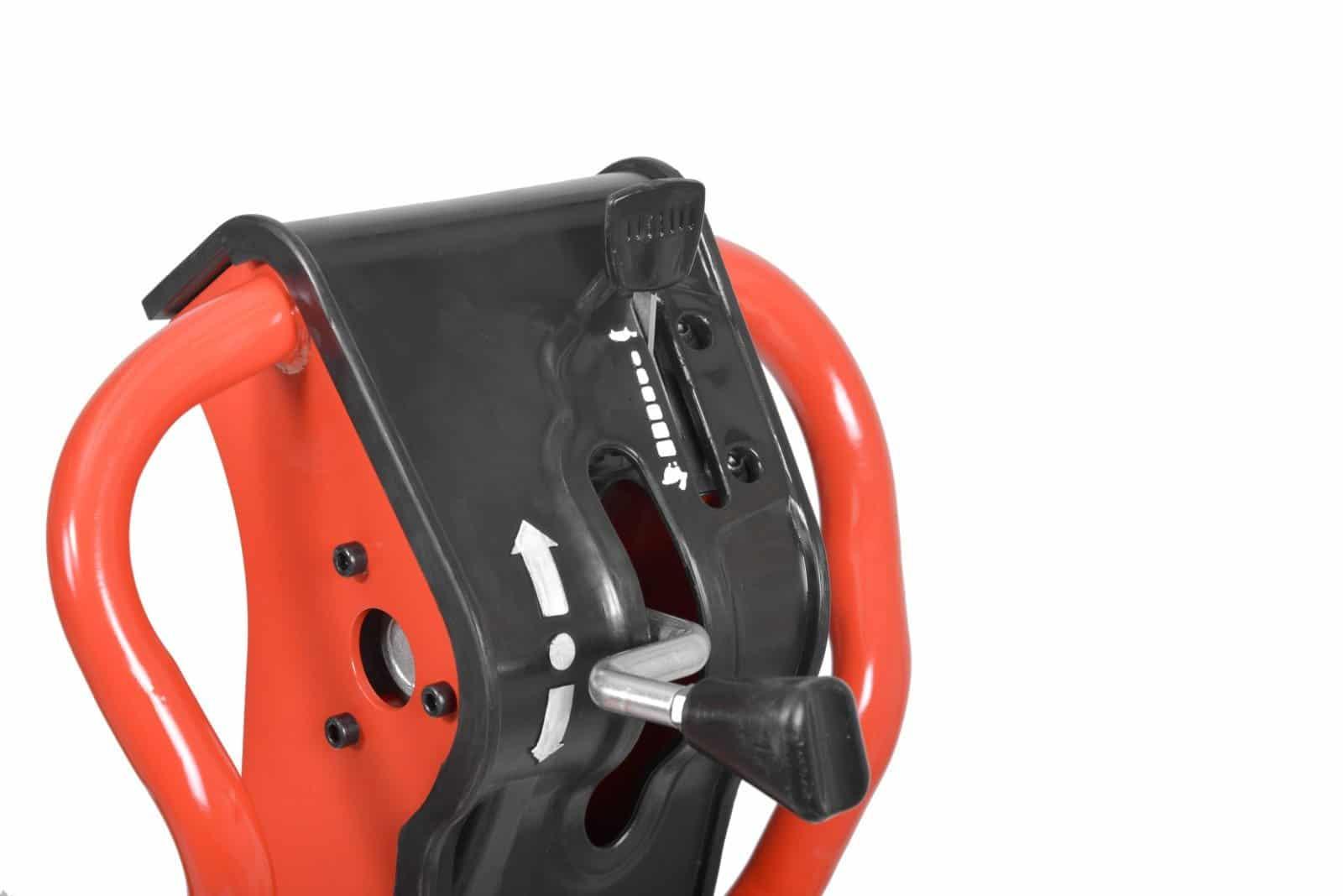 Placa Compactadora Reversível HCT  PC1115 - 25kN