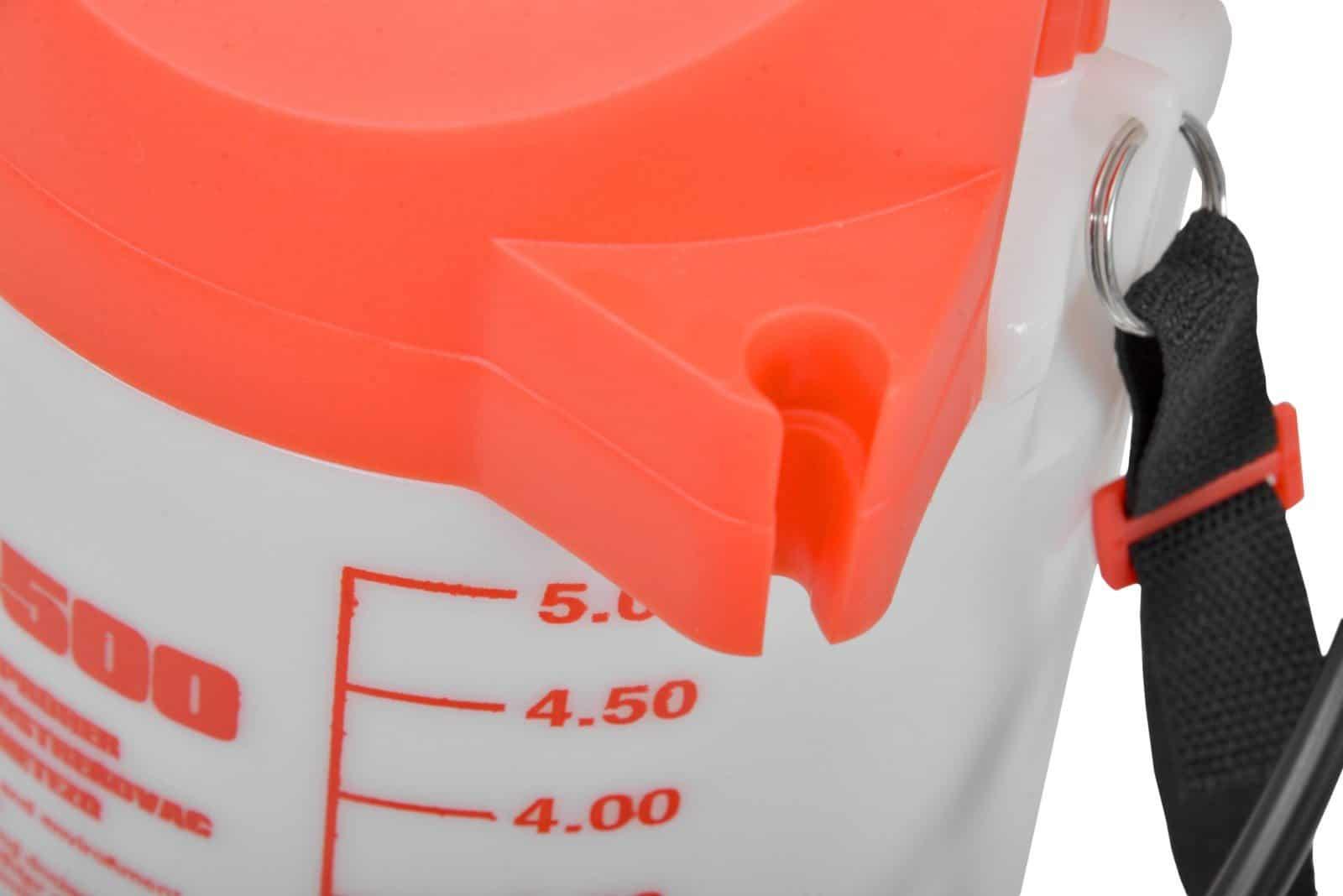 Pulverizador HCT BS 4500 5 Litros