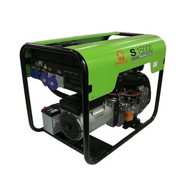 Gerador Diesel PRAMAC S 15000 - 13.6 kVA