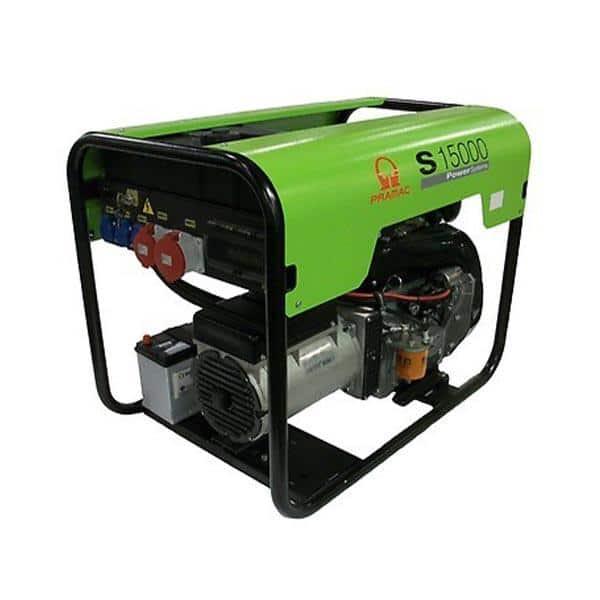 Gerador Diesel Trifásico PRAMAC S 15000 - 15.4 kVA