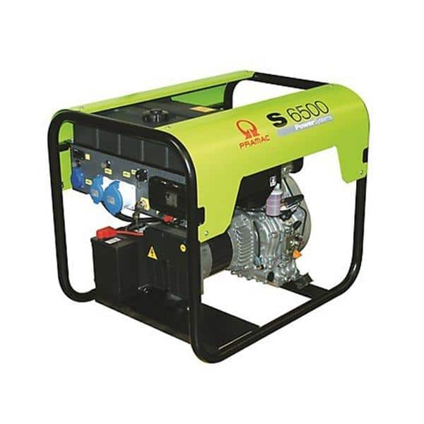 Gerador Diesel PRAMAC S 6500 - 5.9 kVA