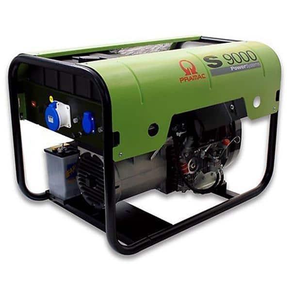 Gerador Diesel PRAMAC S 9000 - 8.8 kVA