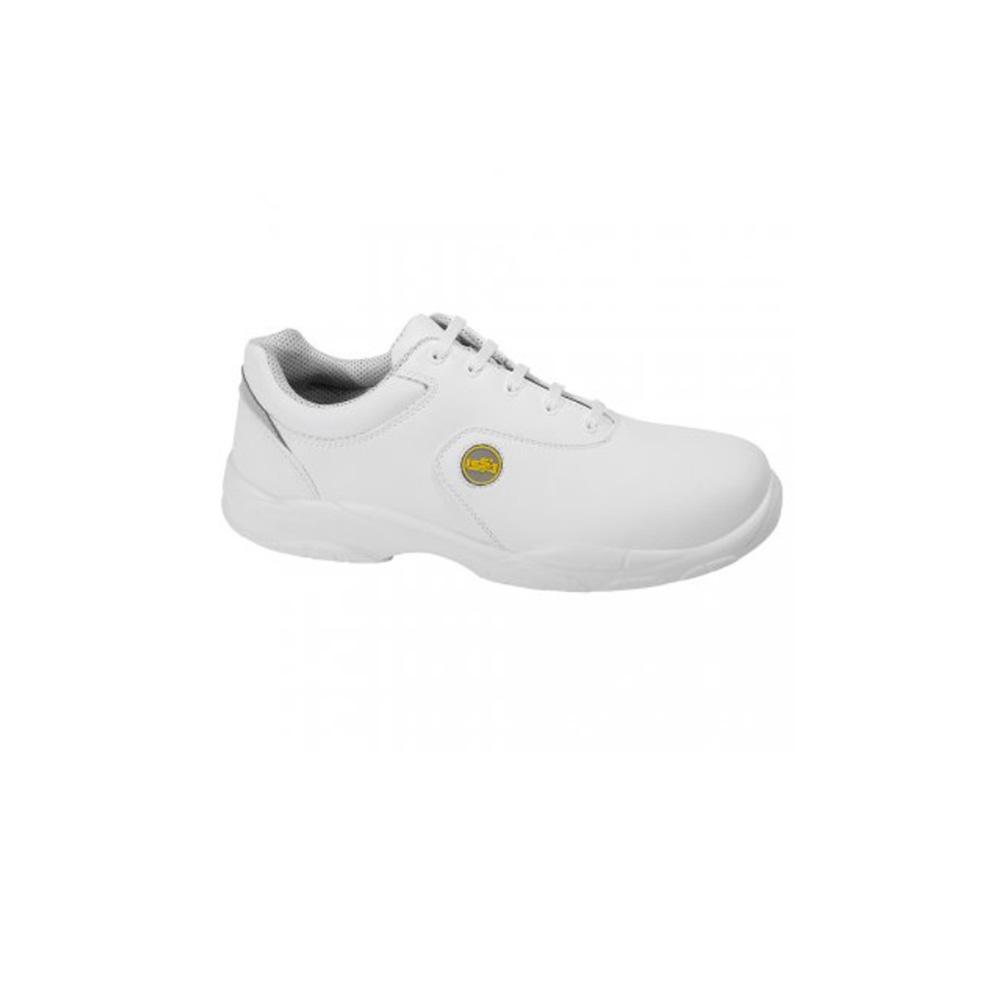 Sapato Branco P/Uso Alimentar Linha ISSA