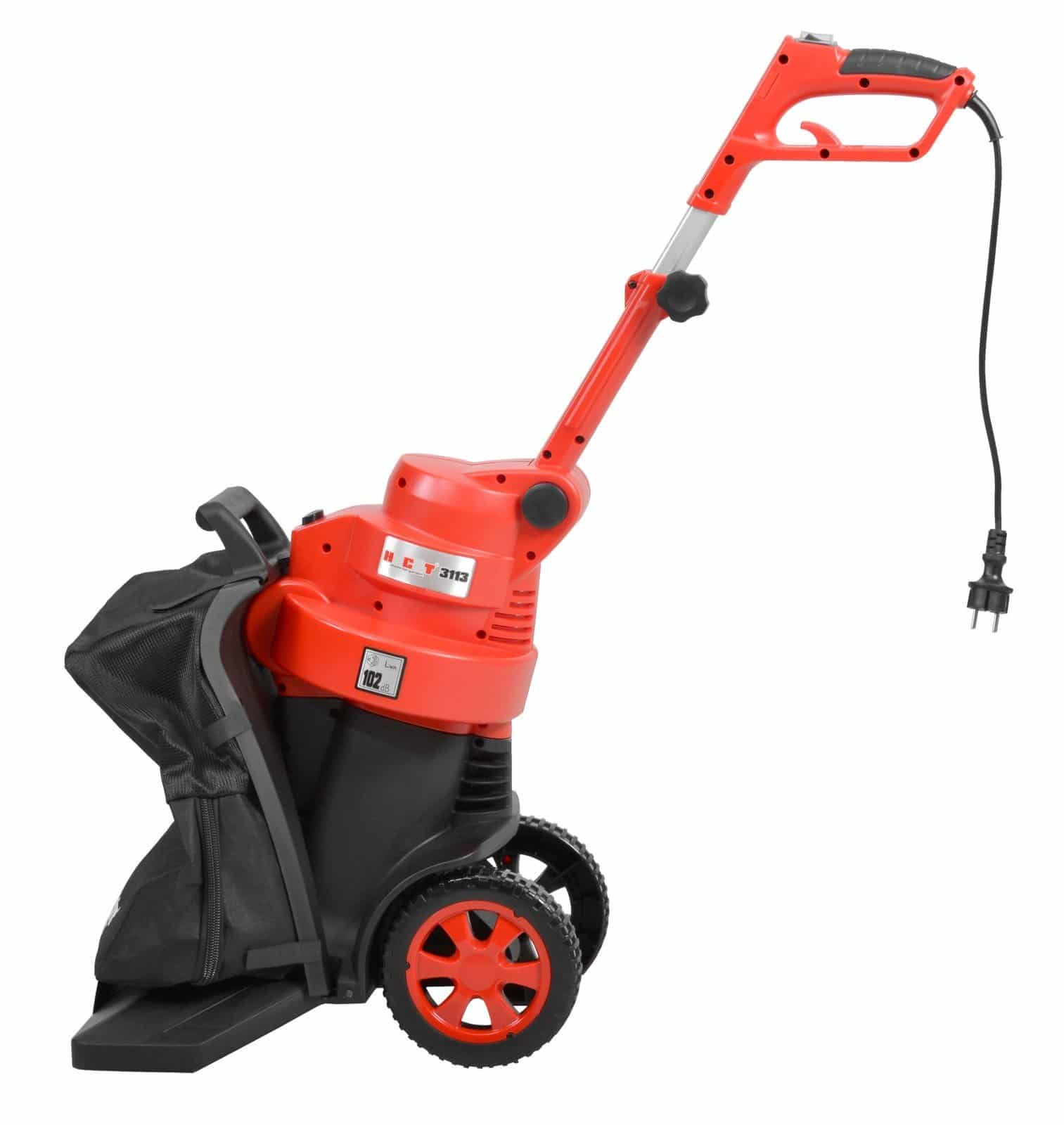 Aspirador/Soprador com rodas HCT 3113