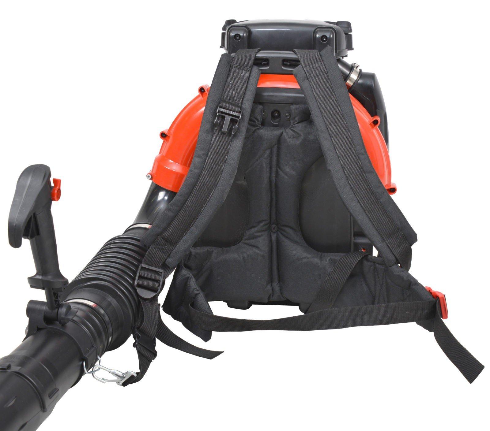 Soprador gasolina de costas 75.6cc HCT B979 PROFISSIONAL