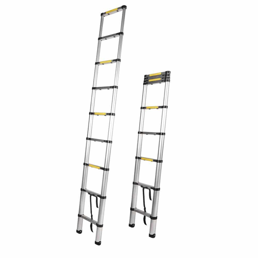 Escada Telescópica de Alumínio - FERRAL