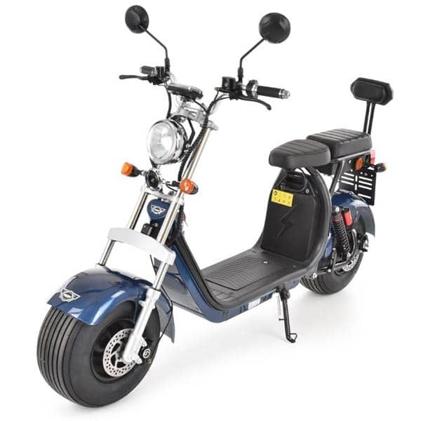 Scooter Elétrica HCT - COCIS Blue