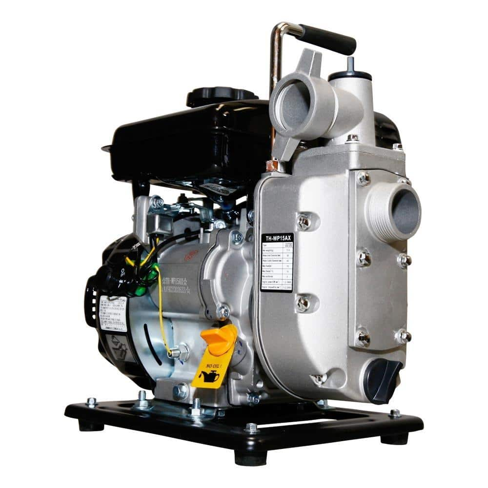 "Motobomba Gasolina 1,5"" Ducar DP 40"