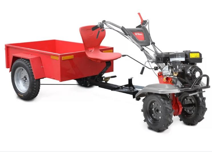Motoenxada HCT RT7970 – 212 cm³ + Atrelado