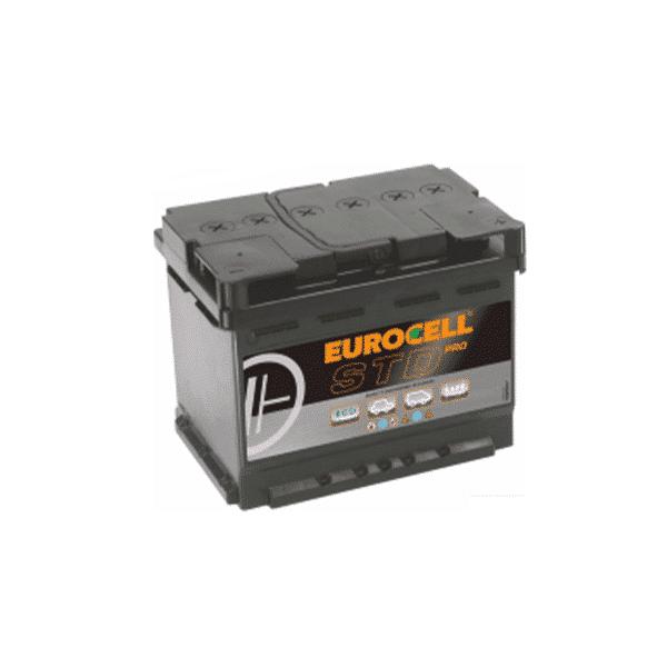 Bateria Eurocell STD PRO 45 Ah - 12V