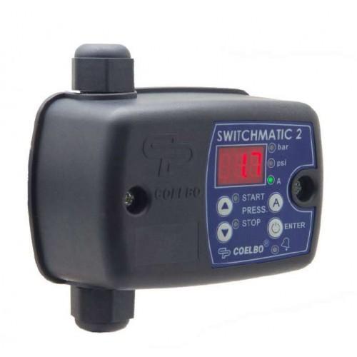 Pressostato digital Switchmatic 2 c/ sistema protecção