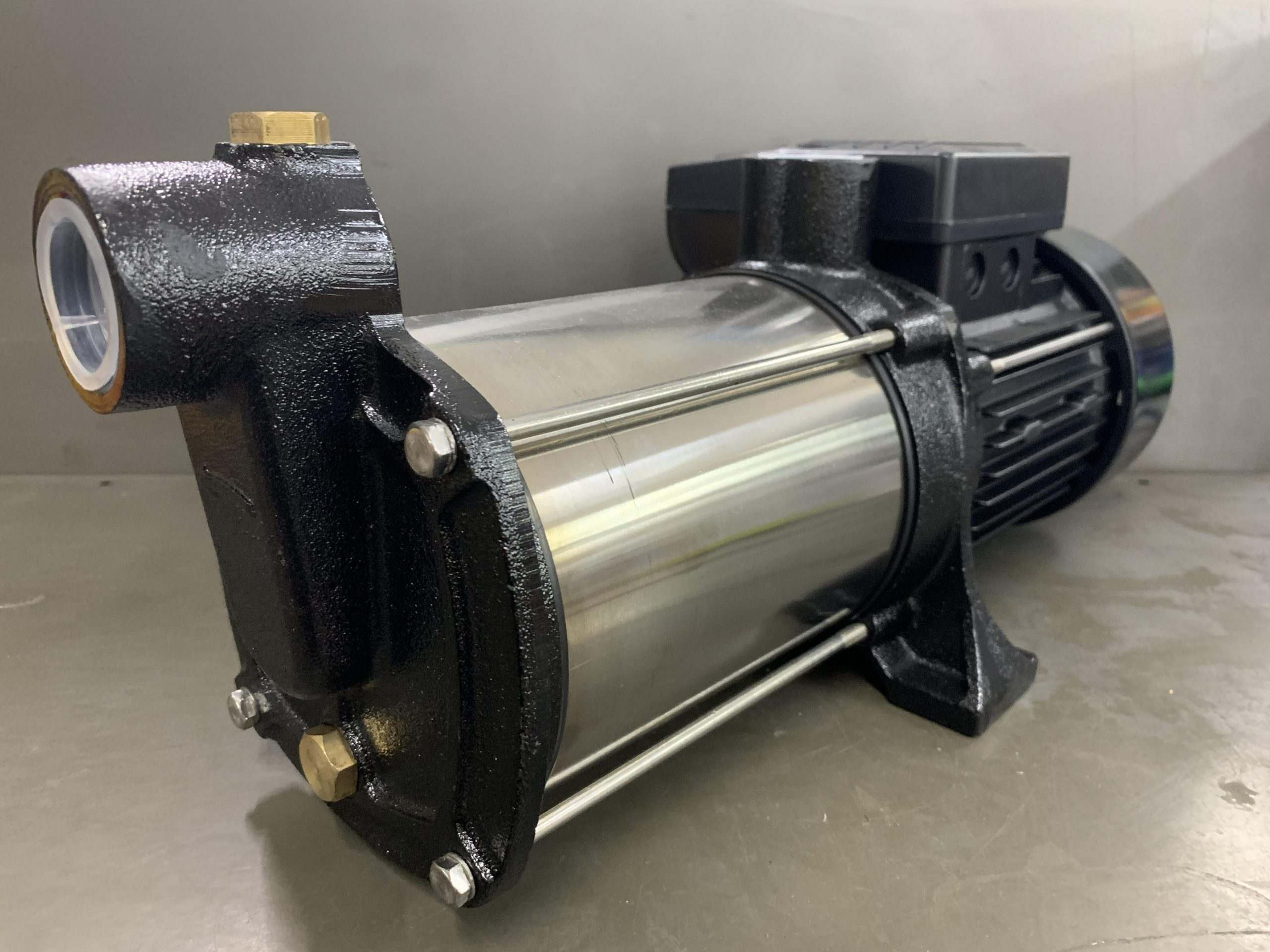 Eletrobomba 5 turbinas 5400l/h  eh125 hidrobex