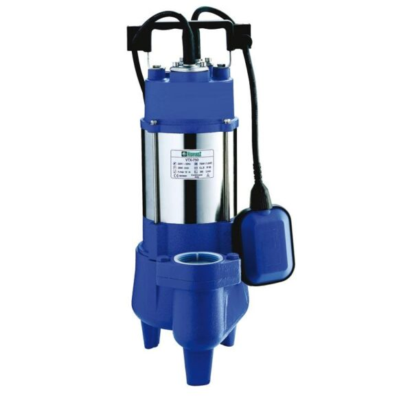 Eletrobomba águas residuais VTX-1500F