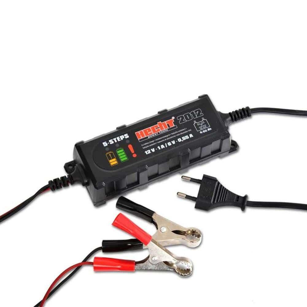 Carregador de Bateria Inteligente - HCT BtC 2012